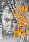The Man Who Knew Too Much [criterion Collection] (dvd) 20775238