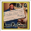 Last Pay Check - CD