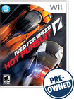 Need for Speed: Hot Pursuit — PRE-OWNED - Nintendo Wii