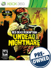 Red Dead Redemption: Undead Nightmare — PRE-OWNED - Xbox 360