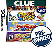 Clue/mouse Trap/perfection/aggravation - Pre-owned -