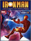 Iron Man: Armored Adventures Season 2 Vol 3 (DVD)