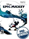 Disney Epic Mickey - Pre-owned - Nintendo Wii 2079167
