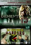 Horror Classics In 3d: Dementia 13/little Shop Of Horrors (dvd) 20792774