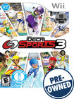 Deca Sports 3 — PRE-OWNED - Nintendo Wii