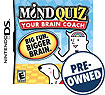 Mind Quiz: Your Brain Coach - Pre-owned - Nintendo Ds