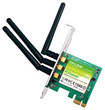 TP-LINK - Wireless N900 Dual-Band PCI Express Adapter - Multi
