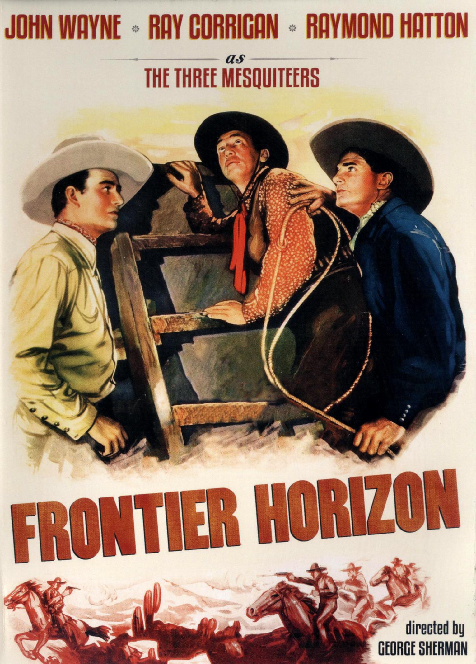 Frontier Horizon (dvd) 20812023