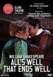 Shakespeare's Globe: All's Well That Ends Well [2 Discs] (dvd) 20835103