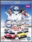 Top Gear: The Worst Car in the History of the World (Blu-ray Disc) 2012