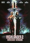 Highlander 2 [renegade Version] (dvd) 20862873