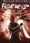 Friday The 13th, Part Vi: Jason Lives (dvd) 20865042