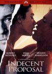 Indecent Proposal (dvd) 20866096
