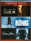Horror Pack: Ring / Case 39 / Uninvited (3pc) (blu-ray Disc) (3 Disc) 4264310