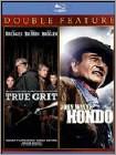 True Grit/Hondo [2 Discs] [Blu-ray] (Blu-ray Disc)
