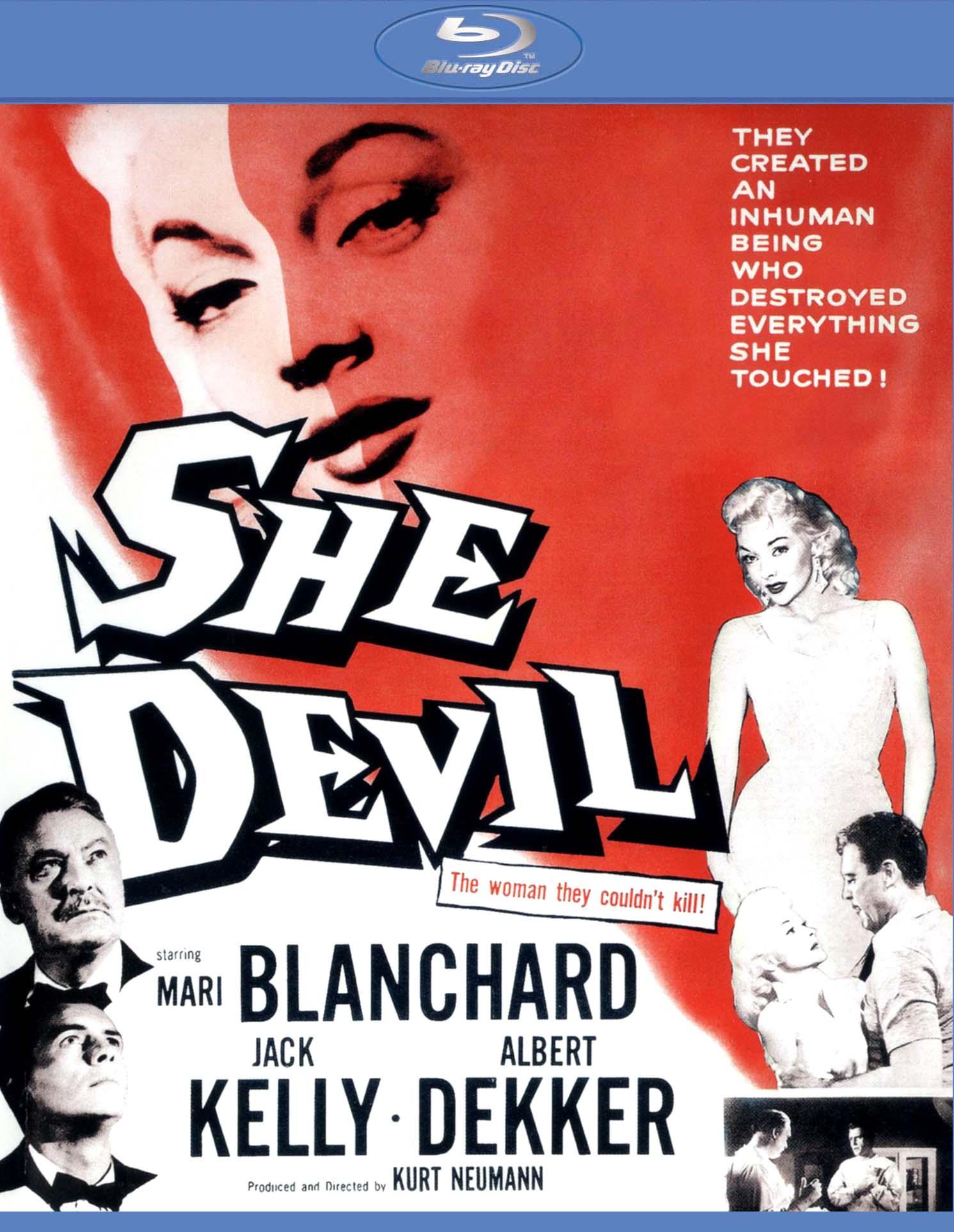 She Devil [blu-ray] 20892928