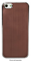 Sumdex - Color Shades Metallic Case for Apple® iPhone® 5 and 5s - Bronze