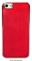 Sumdex - Color Shades Metallic Case for Apple® iPhone® 5 and 5s - Rose