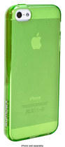 Sumdex - Color Shades Frost Case for Apple® iPhone® 5 and 5s - Lime