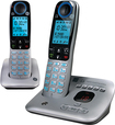 GE - DECT 6.0 Expandable Cordless Phone System with Digital Answering System