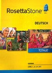Rosetta Stone Version 4 TOTALe: German Levels 1 - 5 - Mac/Windows