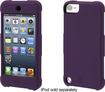 Griffin Technology - Survivor Skin Case for Apple® iPod® touch 5th Generation - Purple