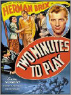 Two Minutes to Play (DVD) (Black & White) (Eng) 1937