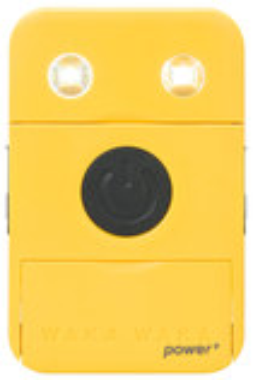 WakaWaka - Power+ Solar Charger and Light - Yellow