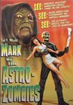 Mark Of The Astro-zombies (dvd) 20922311