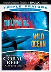 Earth's Oceans Triple Feature: The Living Sea/wild Ocean/coral Reef Adventure [3 Discs] (dvd) 20926247
