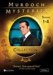 Murdoch Mysteries Collection: Seasons 1-4 [16 Discs] (dvd) 20926371