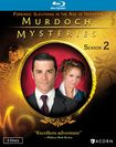Murdoch Mysteries: Season 2 [3 Discs] [blu-ray] 20926422