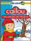 Caillou'S Holiday Favorites (3 Disc) (DVD) (Gift Set)