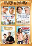 Faith & Family: 4 Film Collection [2 Discs] (dvd) 20930701