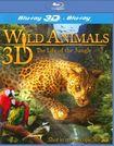 Wild Animals 3d [3d] [blu-ray] (blu-ray 3d) 20933644