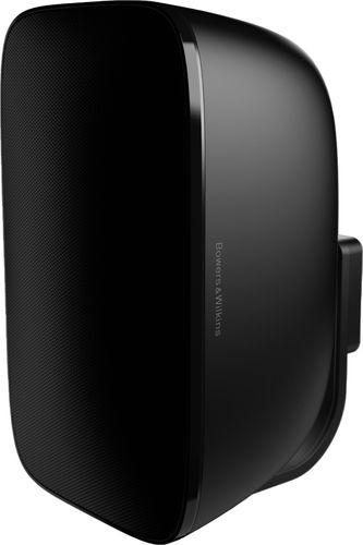 Bowers & Wilkins - Architectural Monitor 5 100W 2-Way Indoor/Outdoor Loudspeakers (Pair) - Black