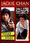 Jackie Chan Double Feature: Police Story/police Story 2 (dvd) 20943216