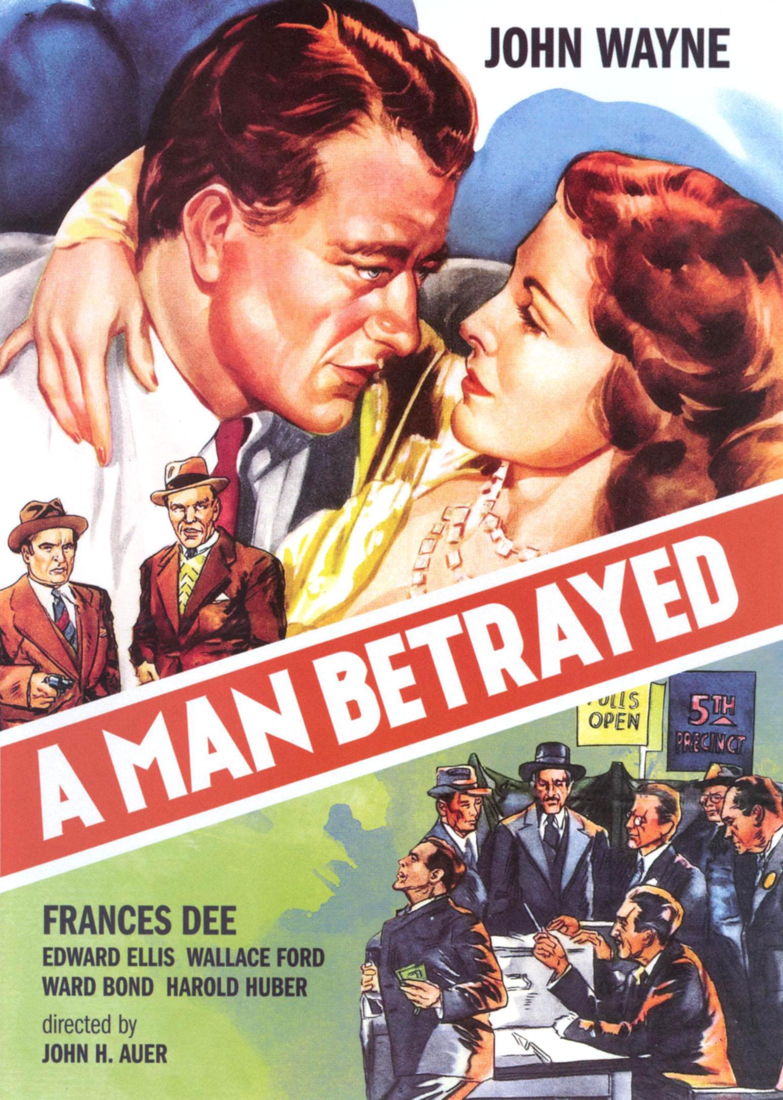 A Man Betrayed (dvd) 20950598