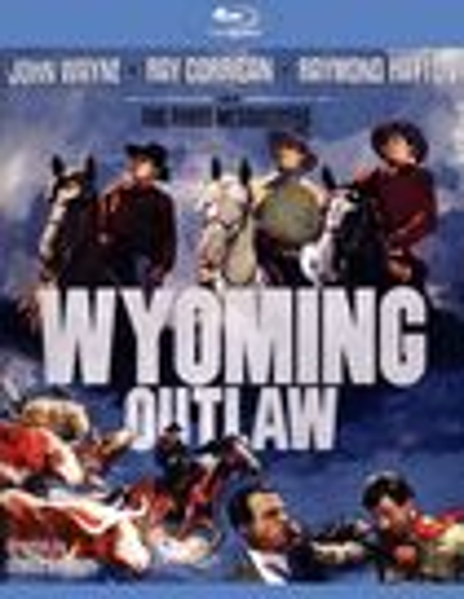 Wyoming Outlaw [blu-ray] 20950677