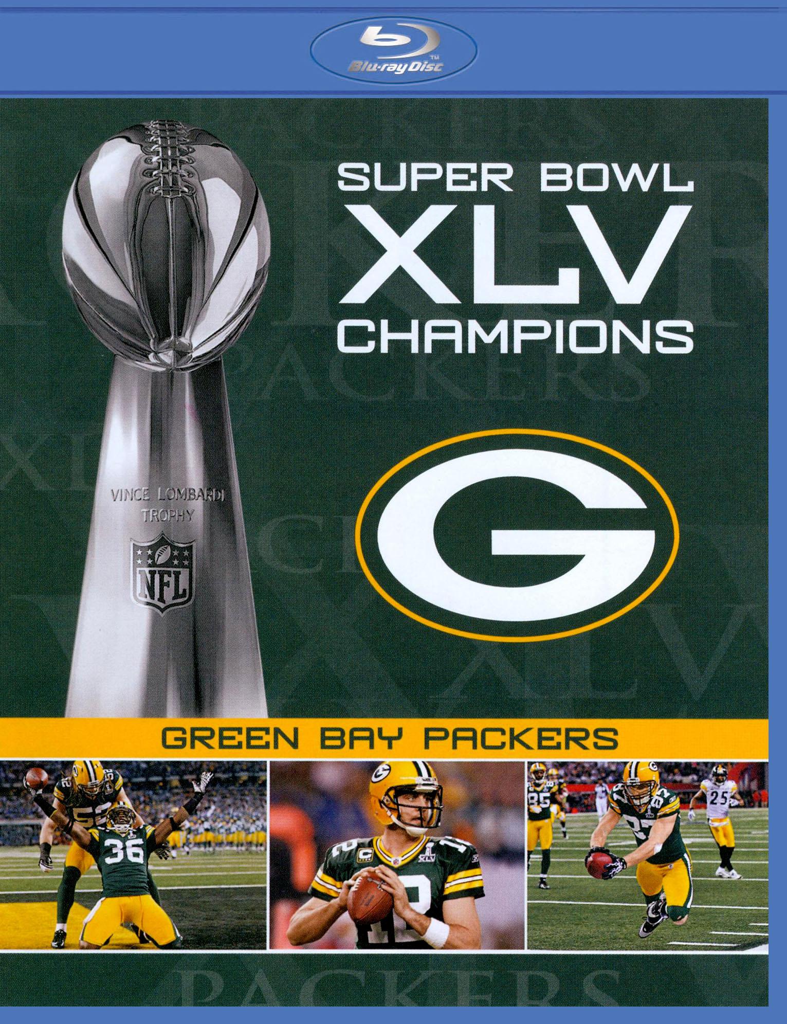 Nfl: Super Bowl Xlv [blu-ray] 2095213