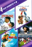 Kids Sports Collection: 4 Film Favorites [2 Discs] (dvd) 2095356