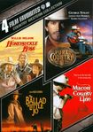 Country Western Collection: 4 Film Favorites [2 Discs] (dvd) 2095392
