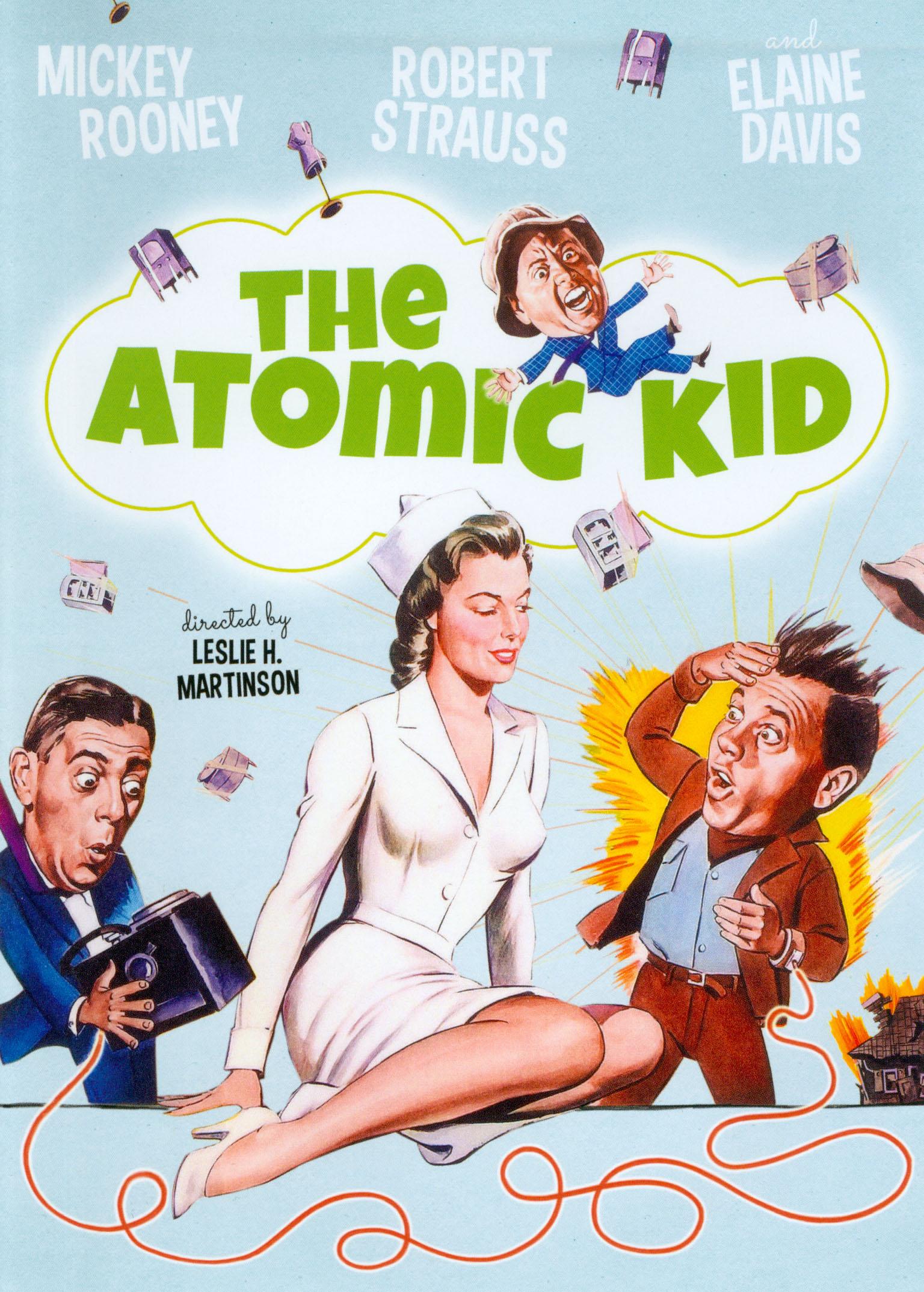 The Atomic Kid (dvd) 20955745