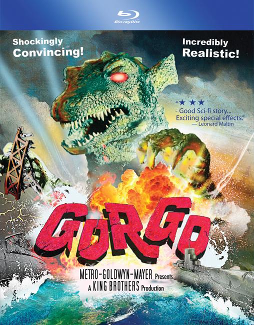 Gorgo [blu-ray] 20961728