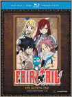Fairy Tail: Collection One (8pc) (w/dvd) (blu-ray Disc) 20968109