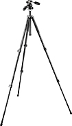 "Manfrotto - 71.3"" Tripod with 3-Way Head"