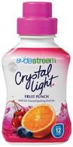 SodaStream - Crystal Light Fruit Punch Sodamix