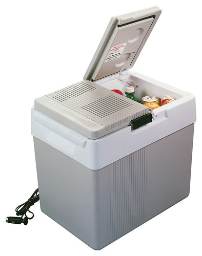 Koolatron - Kargo Kooler 33-Quart 12V Cooler/Warmer - Silver