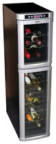 Koolatron - 18-Bottle Wine Cellar - Black