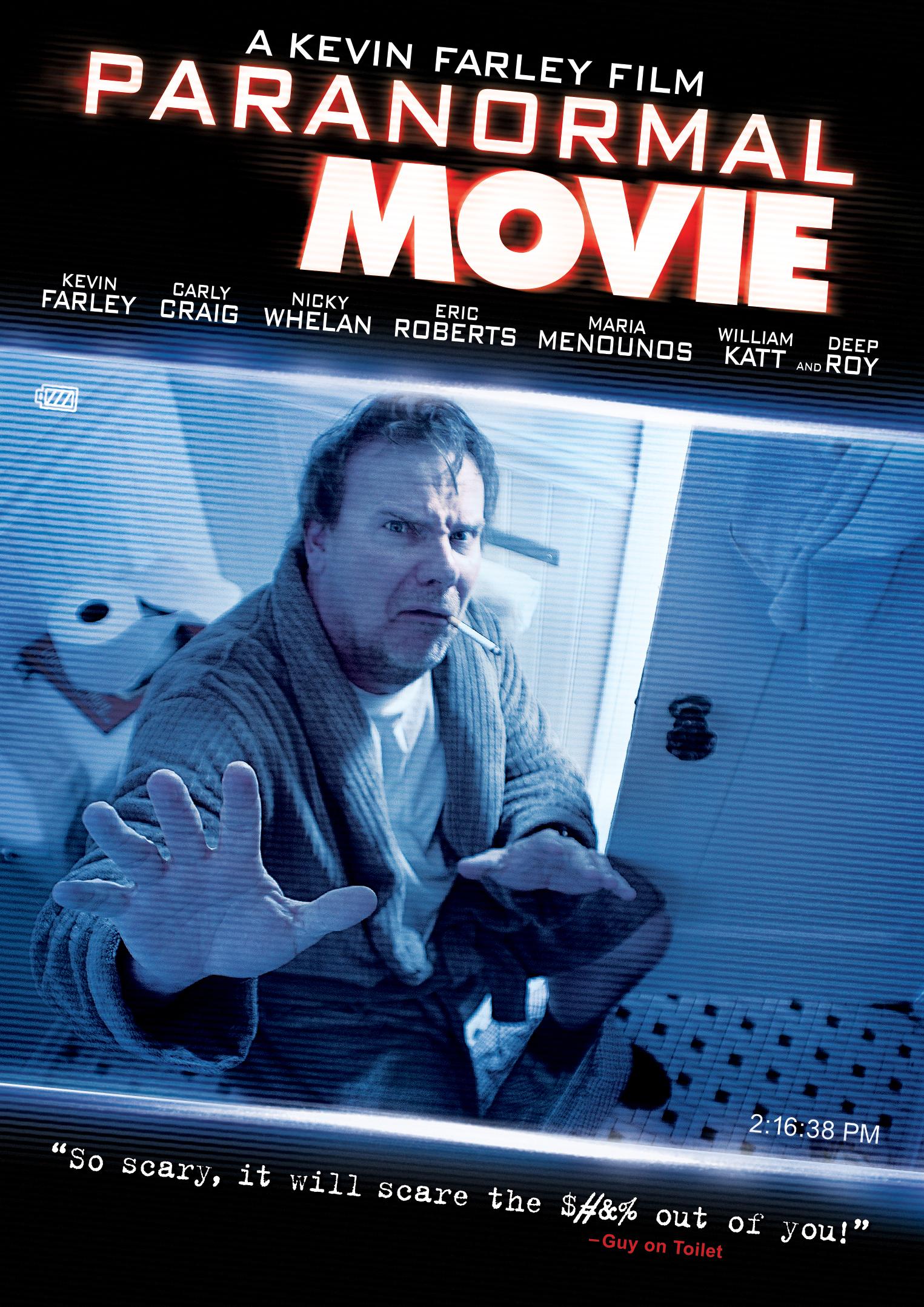 Paranormal Movie (dvd) 20999569